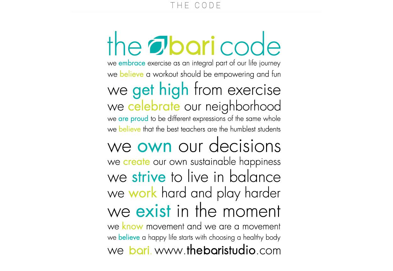 The Bari Studio